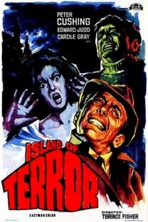 A Ilha do Terror - Poster / Capa / Cartaz - Oficial 1
