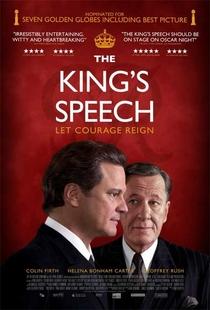 O Discurso do Rei - Poster / Capa / Cartaz - Oficial 3