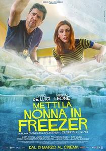 Metti La Nonna In Freezer - Poster / Capa / Cartaz - Oficial 1