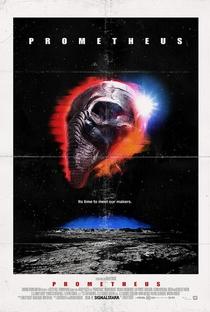 Prometheus - Poster / Capa / Cartaz - Oficial 14