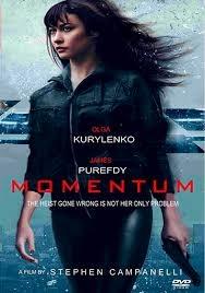 Momentum - Poster / Capa / Cartaz - Oficial 10