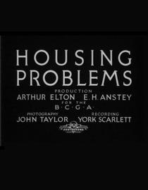 Housing Problems - Poster / Capa / Cartaz - Oficial 1