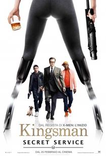 Kingsman: Serviço Secreto - Poster / Capa / Cartaz - Oficial 9