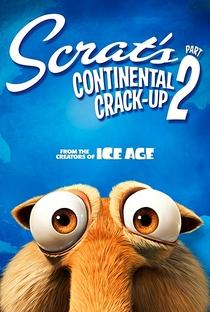 A Separação dos Continentes de Scrat: Parte 2 - Poster / Capa / Cartaz - Oficial 1