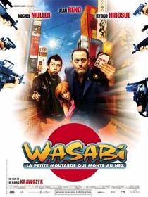 Wasabi - Poster / Capa / Cartaz - Oficial 3