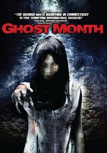 Mês Fantasma - Poster / Capa / Cartaz - Oficial 1