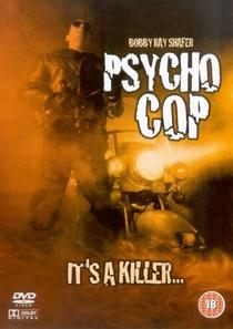 Psycho Cop - Ninguém Está em Segurança - Poster / Capa / Cartaz - Oficial 2