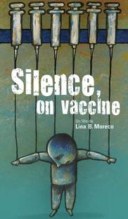 Silence on Vaccine - Poster / Capa / Cartaz - Oficial 1