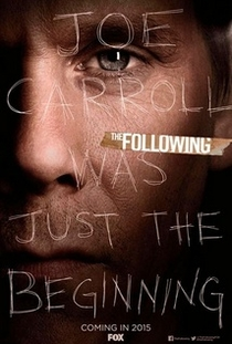 The Following (3ª Temporada) - Poster / Capa / Cartaz - Oficial 3