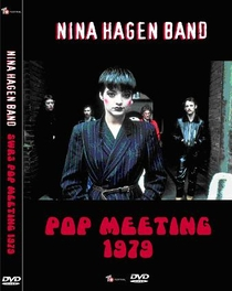 Nina Hagen Band - Pop Meeting 1979 - Poster / Capa / Cartaz - Oficial 1