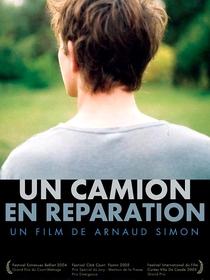Un Camion En Réparation - Poster / Capa / Cartaz - Oficial 1