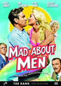 Mad About Men - Poster / Capa / Cartaz - Oficial 4