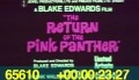 Return of the Pink Panther Outtakes TV spot