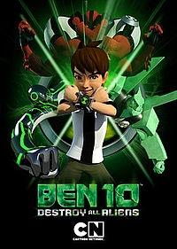 Ben 10: Destruição Alienígena - Poster / Capa / Cartaz - Oficial 2