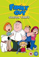 Uma Família da Pesada (3ª Temporada) (Family Guy (Season Three))