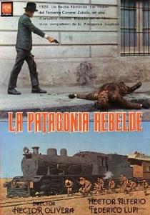 A Patagônia Rebelde - Poster / Capa / Cartaz - Oficial 2
