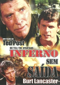 Inferno sem Saída  - Poster / Capa / Cartaz - Oficial 4