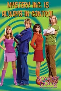 Scooby-Doo 2: Monstros à Solta - Poster / Capa / Cartaz - Oficial 7