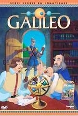 Heróis da Humanidade: Galileo - Poster / Capa / Cartaz - Oficial 1
