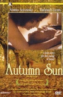Sol de outono - Poster / Capa / Cartaz - Oficial 1
