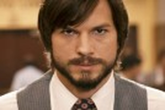 """Ashton Kutcher nos bastidores de """"JOBS"""""""