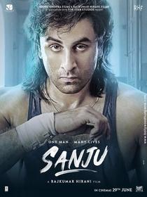 Sanju - Poster / Capa / Cartaz - Oficial 3