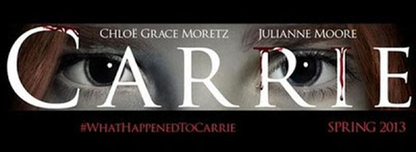 GARGALHANDO POR DENTRO: Notícia   Primeiro Trailer de Carrie A Estranha