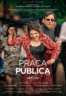 Praça Pública - Poster / Capa / Cartaz - Oficial 2