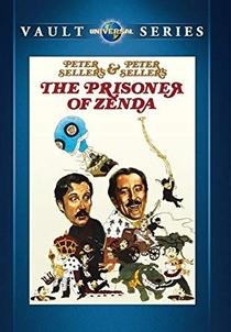 O Prisioneiro de Zenda - Poster / Capa / Cartaz - Oficial 3