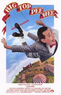 Pee-Wee - Meu Filme Circense - Poster / Capa / Cartaz - Oficial 1
