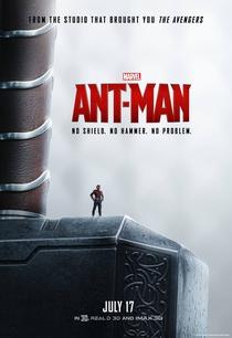 Homem-Formiga - Poster / Capa / Cartaz - Oficial 20