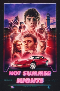 Hot Summer Nights - Poster / Capa / Cartaz - Oficial 2
