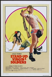 Stand Up, Virgin Soldiers - Poster / Capa / Cartaz - Oficial 1
