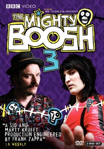 The Mighty Boosh (3ª Temporada) - Poster / Capa / Cartaz - Oficial 1