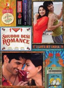 Shuddh Desi Romance - Poster / Capa / Cartaz - Oficial 1