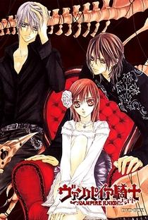 Vampire Knight (1ª Temporada) - Poster / Capa / Cartaz - Oficial 12