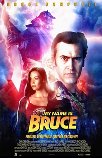 Meu Nome é Bruce - Poster / Capa / Cartaz - Oficial 1