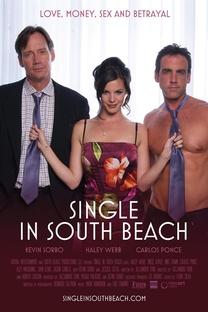 Single in South Beach  - Poster / Capa / Cartaz - Oficial 1