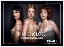 Maison Close (1ª Temporada) - Poster / Capa / Cartaz - Oficial 1