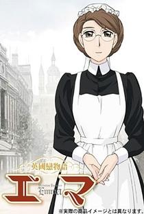 Eikoku Koi Monogatari Emma (1ª Temporada) - Poster / Capa / Cartaz - Oficial 12