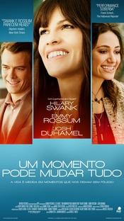 Um Momento Pode Mudar Tudo - Poster / Capa / Cartaz - Oficial 6