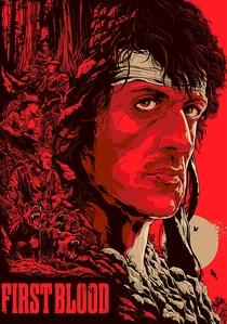 Rambo - Programado Para Matar - Poster / Capa / Cartaz - Oficial 11