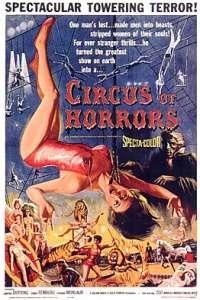 Circo dos Horrores - Poster / Capa / Cartaz - Oficial 1