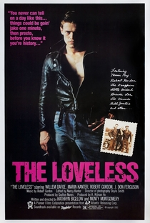 The Loveless - Poster / Capa / Cartaz - Oficial 2