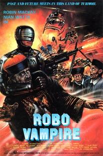 Robo Vampire - Poster / Capa / Cartaz - Oficial 1