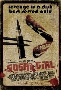 Sushi Girl - Poster / Capa / Cartaz - Oficial 3