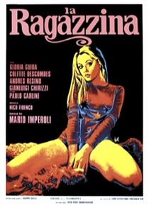 La Ragazzina - Poster / Capa / Cartaz - Oficial 2