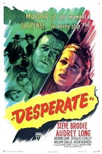 Desesperado - Poster / Capa / Cartaz - Oficial 1