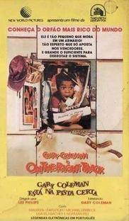 Gary Coleman Está na Pista Certa - Poster / Capa / Cartaz - Oficial 1