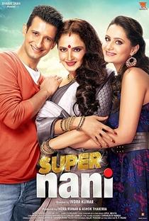 Super Nani - Poster / Capa / Cartaz - Oficial 3
